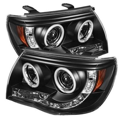 Spyder Auto Group CCFL LED Projector Headlights 5030283 Headlight  Replacement - Price Comparison