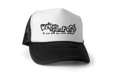 Music Trucker Hat by CafePress