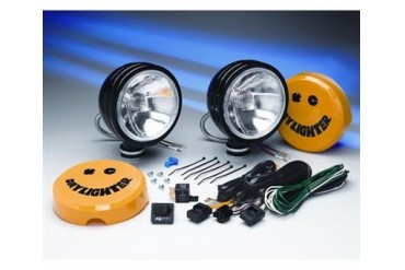 KC HiLites 6 Inch Daylighter Driving Light Kit 634 Offroad Racing, Fog & Driving Lights