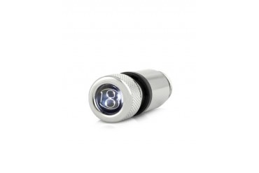 Rechargeable Jewelled Torch