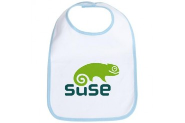 Suse T-shirts. Wear the Suse Geek Bib by CafePress