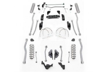Rubicon Express 5.5 Inch Extreme Duty 4-LINK Long Arm Lift Kit - No Shocks JK4445 Complete Suspension Systems and Lift Kits