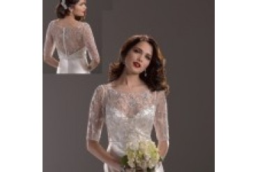 Maggie Sottero Wedding Jackets - Style JK3MS746