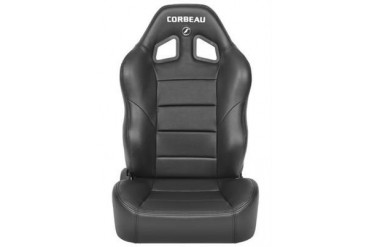 Corbeau Baja XRS Seat in Black Vinyl 96601PS Seat