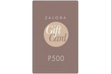 Gift Card P 500