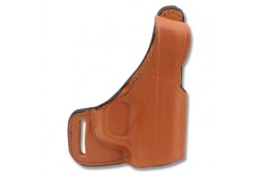 "Bianchi Model 75 Venom Belt Slide Holster - S&W M&P Shield 9mm - 3.1""BBL - Tan - Right Hand"