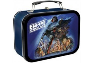 Star Wars Empire Strikes Back Poster Tin Tote Lunch Box