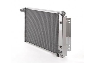 Be Cool Replacement Aluminum Radiator for AMC 4,6 or 8 Cylinder Engines with Automatic Transmission 63221 Radiator