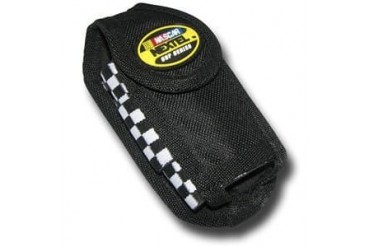 Nextel Nascar Cup Series Rugged Nylon Pouch with Belt Clip - Black