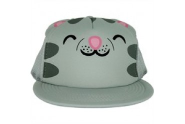 Big Bang Theory Soft Kitty Printed Snap Closure Mesh Hat
