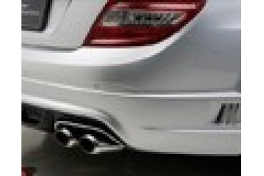 Wald International DTM Sport Exhaust System Mercedes-Benz C300 C350 08-12