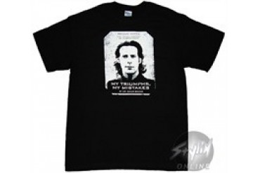 Battlestar Galactica Prisoner Notes T-Shirt