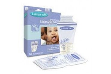 Breast Milk Storage Bags 50 ct