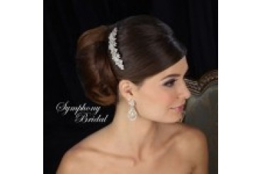 Symphony Bridal Hair Combs - Style CB1363