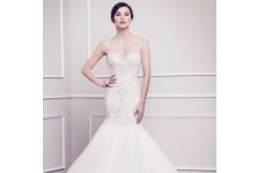 Kenneth Winston Wedding Dresses - Style 1563