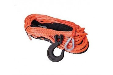 Mile Marker Synthetic Rope 19-52516-100C Winch Cable and Synthetic Rope