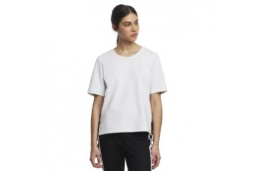 Paige Neoprene Laced-Side Top