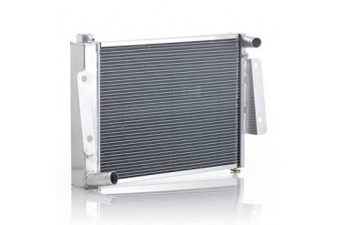 Be Cool Replacement Aluminum Radiator for AMC 4,6 or 8 Cylinder Engines with Manual Transmission 60223 Radiator