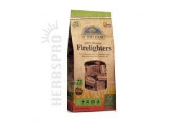 Firelighters Wood Starting Cubes 72 CT