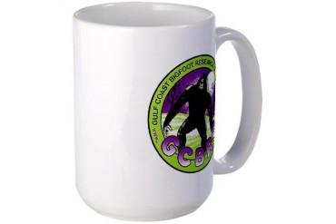 Bigfoot Large Mug by CafePress