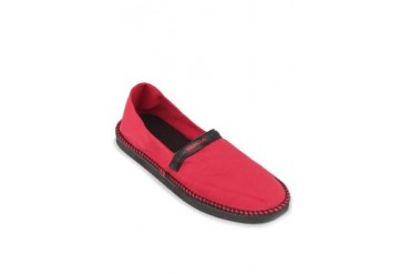 Red Dazzle Loafers