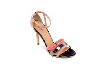 Cherrie Multi-Colour Heels