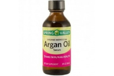 Spring Valley Organic Moroccan Argan Oil Serum
