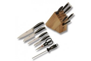 Henckels TWIN Cuisine 7pc Block Set
