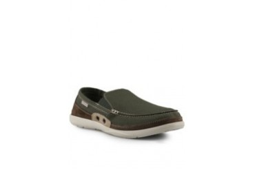 Crocs Waluaccentmen Army Green Stucco