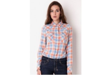 LEVI'S Tailored Single Point Western LS Shirt