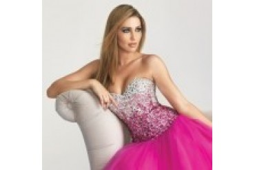 "Night Moves ""In Stock"" Dress - Style 6600"