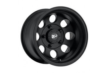 Pro Comp Alloy Wheels Series 7069, 16x8 with 5 on 5 Bolt Pattern - Flat Black 7069-6873 Pro Comp Xtreme Alloy Wheels