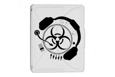 FunnyRecord Music iPad 2 Cover by CafePress