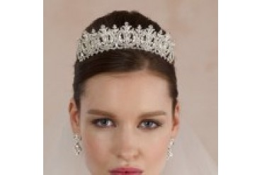 The Bridal Veil Company Crowns - Style 21208