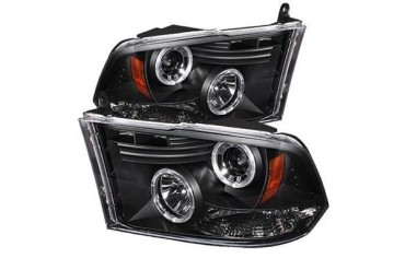 Spyder Auto Group Halo LED Projector Headlights 5010032 Headlight Replacement