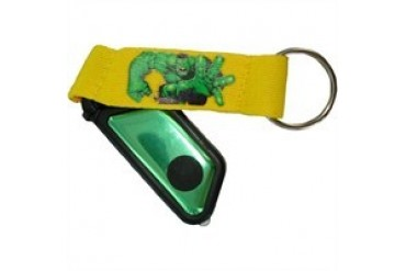 Marvel Comics Incredible Hulk Key Light Keychain