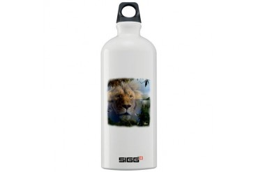 lionlamb.jpg Religion Sigg Water Bottle 1.0L by CafePress