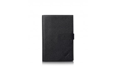 City Chic - Black Prescription Pad Holder