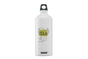 Its a Parade Castiel Sigg Water Bottle 0.6L by CafePress