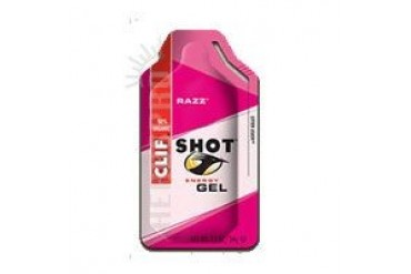 Shot Energy Gel Razz Razz 1.2 oz(case of 24)