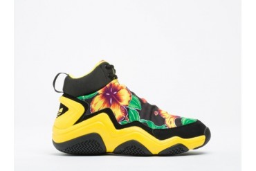 Adidas Originals X Jeremy Scott Prime Skin in Black size 10.5
