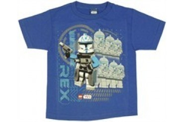 Lego Star Wars Clone Troopers CT-7567 Captain Rex Toddler T-Shirt