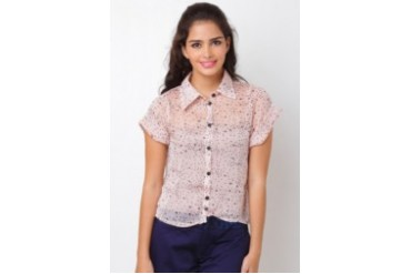 CHELSEA Abril Short Sleeve Blouse