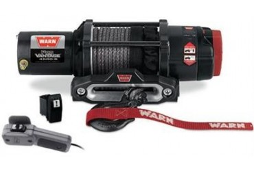 Warn ProVantage 4500-S Winch 90451 3,000 to 6,000 lbs. ATV Winches