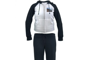 Crete, Greece 2 Nature Women's Tracksuit by CafePress