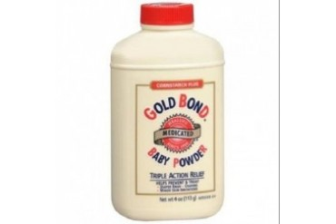 Gold Bond Cornstarch Plus Baby Powder