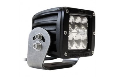 Rigid Industries Dually D2 Driving LED Light- Set of Two 52231 Offroad Racing, Fog & Driving Lights