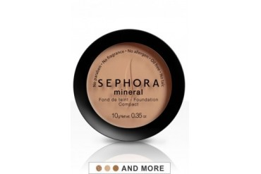Sephora Background Compact Mineral Foundation D25