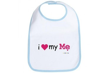 I Love My Mommy in Vietnamese Family Bib by CafePress