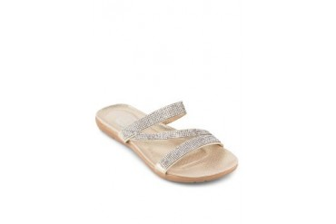 Te Chi-Chi Crystal Strap Sandals